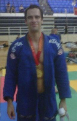 Bruno-BJJ-Gold-3months-Training